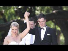 Wedding Videographer Perth - Louise & Brenton - YouTube