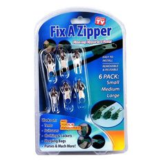 The Zipper Fixer