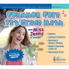 COMMON CORE 1ST GRADE MATH WITH
