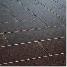 Basement Floor Tile (looks like wood)