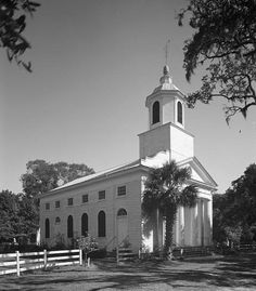 Presbyterian Church on Edisto Island, SC