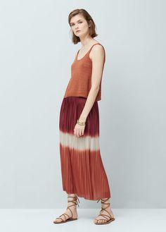 Skirts for Woman   MANGO Vietnam