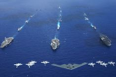 Pentagon's 'Air-Sea Battle' Plan Explained. Finally.