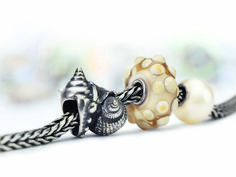 Love Conch Inspiration   New Trollbeads 2018 Blue Ocean Collection