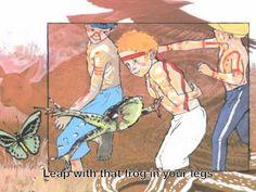 Boori Monty Prior  Jan Ormerod's book, Shake a Leg.