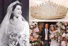 Royal Wedding Gowns, Royal Weddings, Wedding Dresses, Royal Uk, Royal Life, Lady Diana, Windsor, Princess Beatrice Wedding, Princesa Beatrice