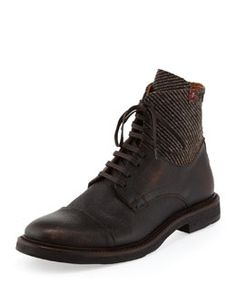 Love these lightly distressed boots which are on sale now at Neiman Marcus and will be perfect when fall comes around.