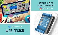 Website is great way to increase the growth of your business. Develop your own website with #Propelur. Consult your requirements at sales@propelur.com #Propelur #webdevelopment #mobileappdevelopment #seo #softwaredevelopment #onlinemarketing #socialmediamarketing