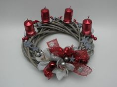 Výsledek obrázku pro vánoční srdce na dveře