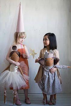 merrilee liddiard dolls   Spring 2017 Lookbook
