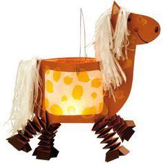 Laternen Pferde - auffällig außergewöhnliches Laternengetier!