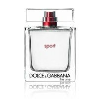 In 2012 presenteerde Dolce & Gabbana The One Sport, een frisse, aromatische geur die heel anders is dan The One and The One Gentlemen.Frisser en spontaner dan The One, wordt The One Sport geopend met een mix van rozemarijn, fris water en zeezout. Het hart van de geur is een combinatie van sequoia-hout en kardemom. De drydown is samengesteld uit patchoeli en muskus.
