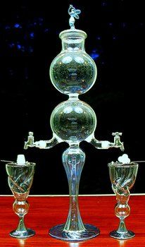 Everyone needs an Absinthe fountain.