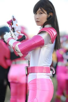 Saban Entertainment, Vr Troopers, Alucard Mobile Legends, Live Action Film, Girls Characters, Power Rangers, Cute Girls, Singer, Cosplay