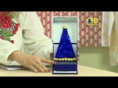 Vida com Arte | Caixa de Chá em Cartonagem Projetada por Alice Yozhiyoka - 18 de Julho de 2014 - YouTube