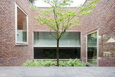 B-bis architecten - Habitation à Keerbergen#baksteen#brique