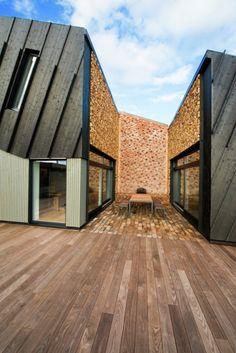 ZEB Pilot House – Pilot Project / Snøhetta   AA13 – blog – Inspiration – Design – Architecture – Photographie – Art
