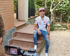 Marc Marquez Marc Marquez, Motogp, Fashion, Moda, La Mode, Fasion, Fashion Models, Trendy Fashion