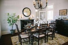 Fixer Upper Season 1 Episode 12 Dining Room recreation! Full list of decor sources for the 5th Street Story!