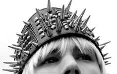 spiked hat - Luke Worrall shot by  Vincent Nord for Fiasco - pinned by RokStarroad.com