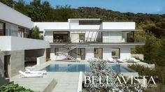 se vende Villa de Lujo en Ibiza / Eivissa Una espectacular recién construida y diseñada impecablemente Ibiza villa situada dentro de un amplio jardín de unos 1.620 m 2 y con vistas despejadas al mar a la bahía de Cala Roja y la isla de Formentera. mundocasagroup@gmail.com +34872980381