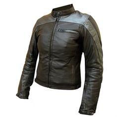 Arrow Moto Jacket Women Leather Black Grey Sport – iuyh – Arrow Shopping