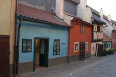 Kafka House, Prauge
