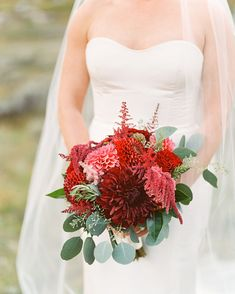 Browse our favorite bridal bouquets for a winter wedding. Winter Bridal Bouquets, Winter Bouquet, Bride Bouquets, Flower Bouquet Wedding, Floral Wedding, Snowy Wedding, Cinderella Wedding, Winter Wedding Inspiration, Wedding Dresses