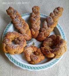 Biscotti alla cannella ricetta vegana