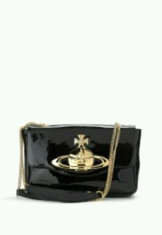9ac25166f3ba Classic Orb Bag Black by Vivienne Westwood
