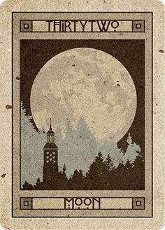 Moon - CHELSEA LENORMAND                                                                                                                                                                                 More