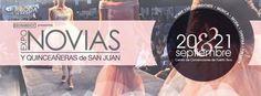 Expo Novias y Quinceañeras de San Juan #sondeaquipr #exponoviasquinceaneras #centroconvencionespr #convencionespr #miramar #sanjuan