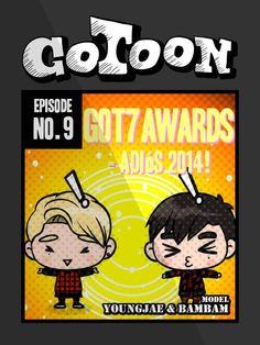 GOTOON EPISODE NO.9 GOT7