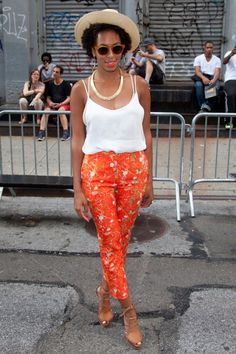 solange knowles fashion tumblr | Solange Knowles at Bean Pole x Kim Jones block party at the Opening ...