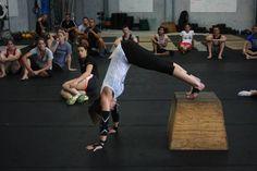 crossfit gymnastics, gymnastics, jeff tucker, dusty hyland, crossfit certs