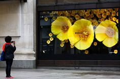 Apple takes over all 24 windows at Selfridges London - Retail Focus - Retail Blog For Interior Design and Visual Merchandising
