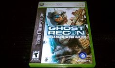 Pre-Owned Xbox 360 Ghost Recon Advanced Warfighter