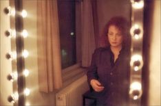 Nan Goldin · Self Portrait in the Mirror · 1998 · Hotel Baur · Zürich