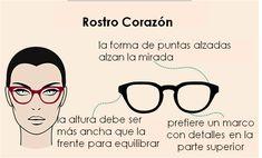 9914acc88d Cómo elegir tu tipo de gafa según tu tipo de cara