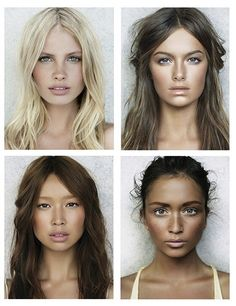 What do these beautiful ladies have in common? great #skin!     link to skincare tips #beauty #skincare
