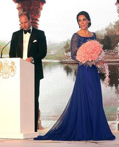 Will and Kate - India Royal Tour