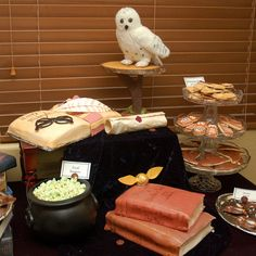 The Harry Potter film series came to an end this year, but Hogwarts fans are still on the rise! One pint-sized Gryffindor fan celebrated the birthday of a lifetime with a Harry Potter-themed party. Spell-casting classes, Hedwig the owl, and golden snitches were just a few of the wizard-themed details incorporated into the birthday. Source: Tikkido