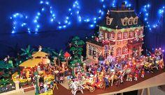 Ceros a la izquierda: Dioramas de Playmobil (Playclicks 2008): lo prometido es deuda
