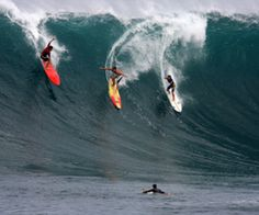 It would be so much fun to learn to surf!