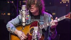 "Singer Ryan Adams paid tribute to the Rolling Stones on Saturday in New Orleans. Adams' show, ""Exile on Bourbon Street,"" was a rock tribute to the Stones' album' ""Exile Main Street."" The Saenger Theater held the show during Jazz Fest."