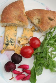 healthy Mediterranean lunch ideas.