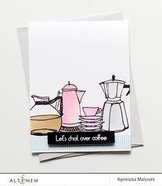 Altenew- Coffee Love