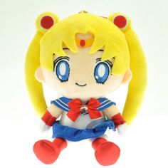 Aliexpress: Buy J.G Chen Free Shipping Japanese Anime Cartoon Sailor Moon Tsukino Usagi Plush Toy Plush Doll Figure Toys Gift 16CM from Reliable gifts denmark suppliers on Orange tree | Alibaba Group