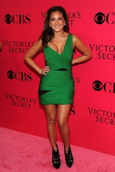 Super Model Adrienne Bailon