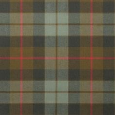 Gunn Weathered Lightweight Tartan by the meter  – Tartan Shop